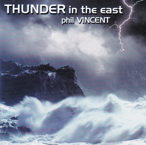 phil vincent - thunder in the east