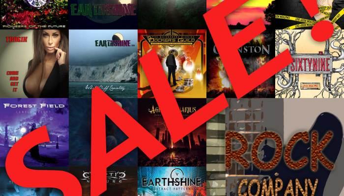 rock company sale