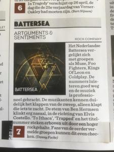 battersea - rock tribune
