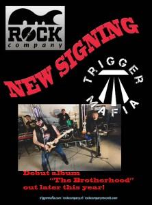 new signing trigger mafia