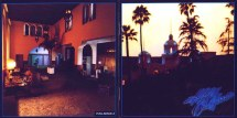 Eagles Hotel California Album Cover
