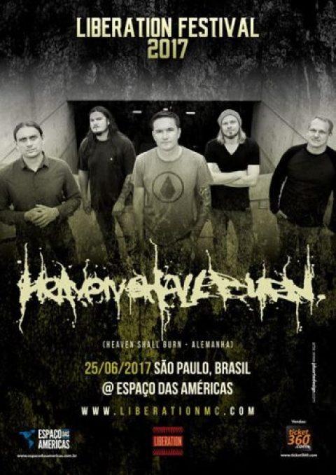 Heaven Shall Burn - SP