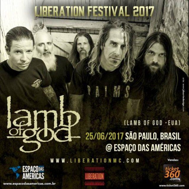 Lamb Of God - SP
