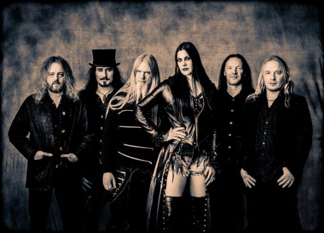 Nightwish de volta ao Brasil este mês