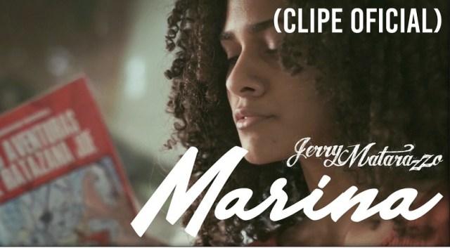 "Assista ao clipe de ""Marina"", da banda Jerry Matarazzo"