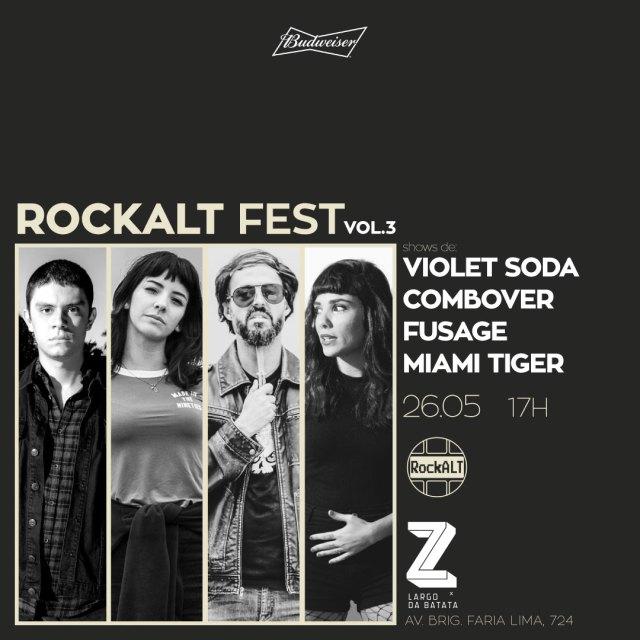 RockAlt Fest comemora 4 anos de existência