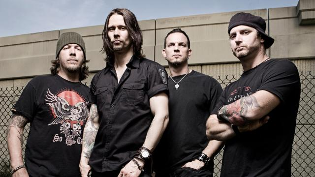 ALTER BRIDGE ANUNCIA NOVO DISCO