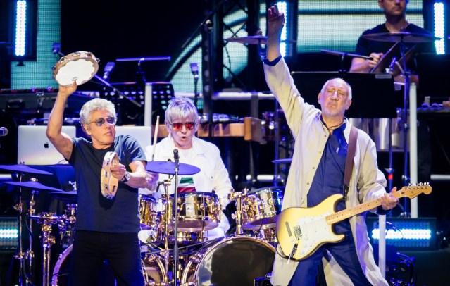 Grande apresentação de The Who com Eddie Vedder e música nova