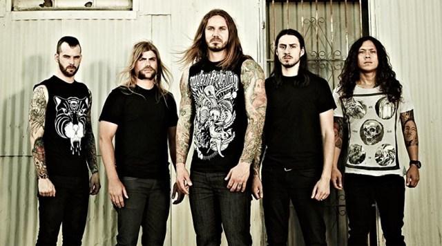 As I Lay Dying lançará novo álbum em Setembro