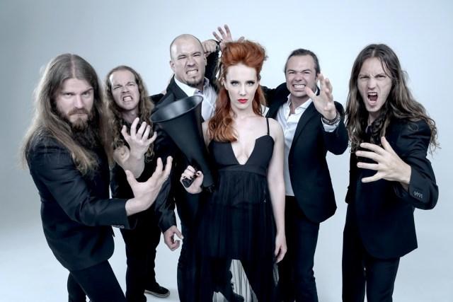 Em entrevista exclusiva, Simone Simons, da banda Epica, fala sobre shows no Brasil