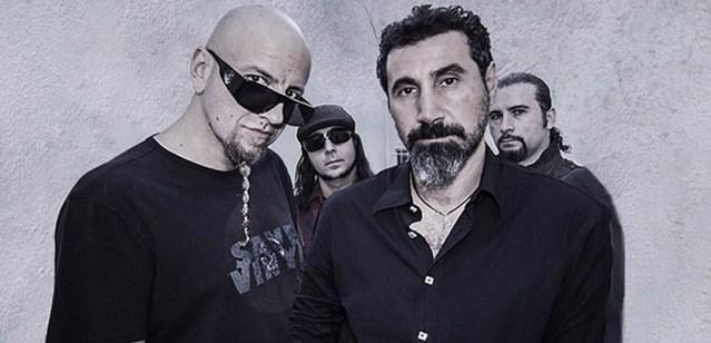 System of a Down anuncia retorno aos palcos em 2020