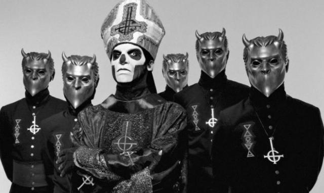 "GHOST LANÇA NOVO CLIPE ""KISS THE GO-GOAT"""