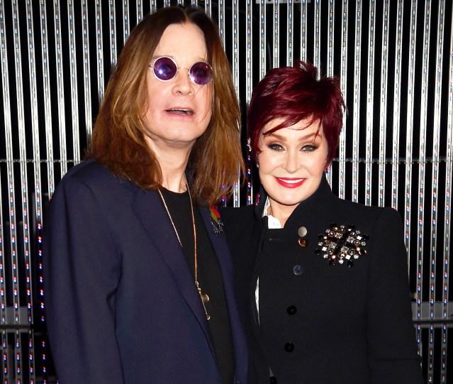 Sharon Osbourne faz atualização sobre acidente de Ozzy