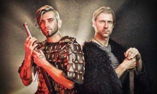 Bruno Sutter e Junior Carelli lançam versão para música tema de The Witcher