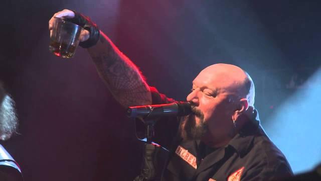 Paul Di'Anno, ex-vocalista do Iron Maiden, anuncia show de despedida