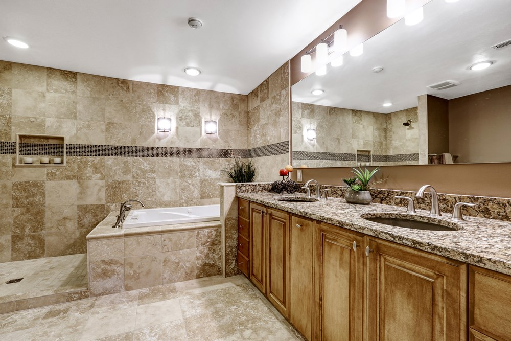 HOW TO CARE FOR GRANITE COUNTERTOPS IN YOUR BATHROOM