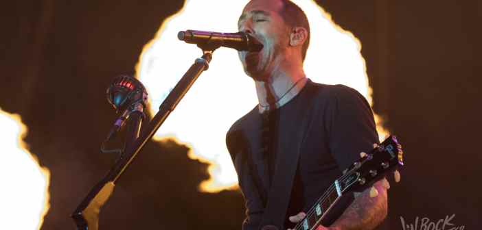 GODSMACK ENDS THEIR 2017 TOUR WITH A BLAST AT MUSIKFEST