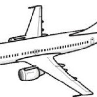 How to draw an airplane easy step by step for beginners video tutorial