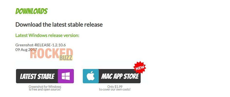 Geenshot Download