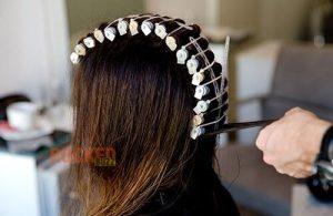 Stepstep hair style 3