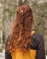 viking hairstyle