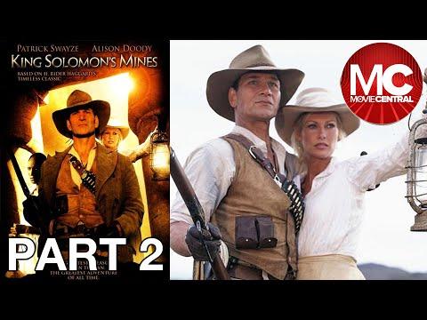 King Solomon's Mines | 2004 Adventure | Patrick Swayze | PART 2