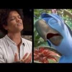 RIO 2 Voice Over Actors (Bruno Mars, Will i Am, Janelle Monae, Jamie Foxx…)
