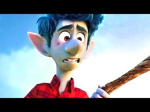 ONWARD Trailer # 3 (Pixar, 2020) NEW