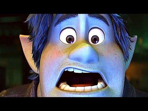 ONWARD Trailer # 2 (2020) New Pixar Movie