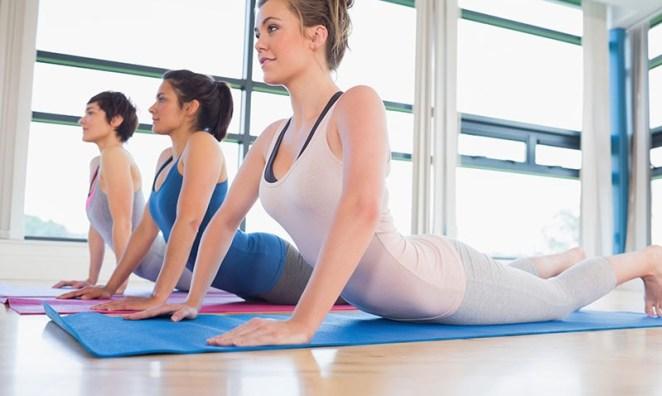 Bhujangasana cobra yoga