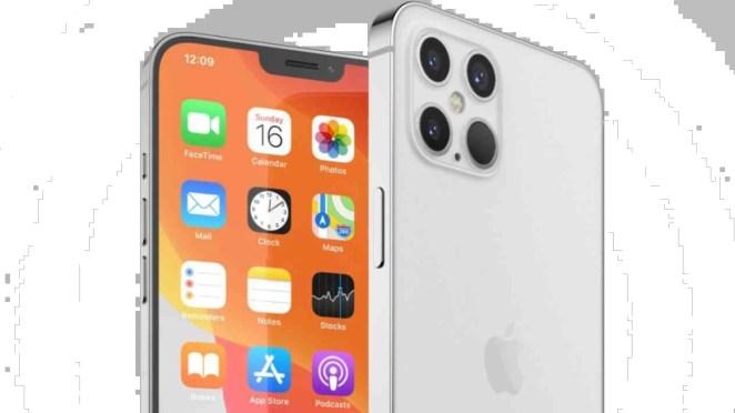 iPhone 12 Pro Max screen 2