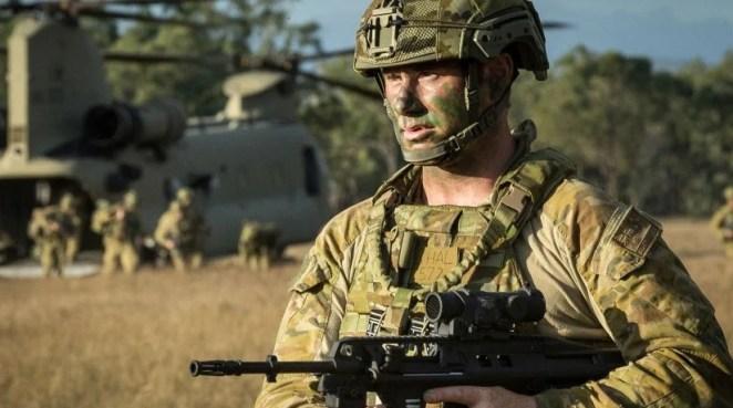 Australia Army