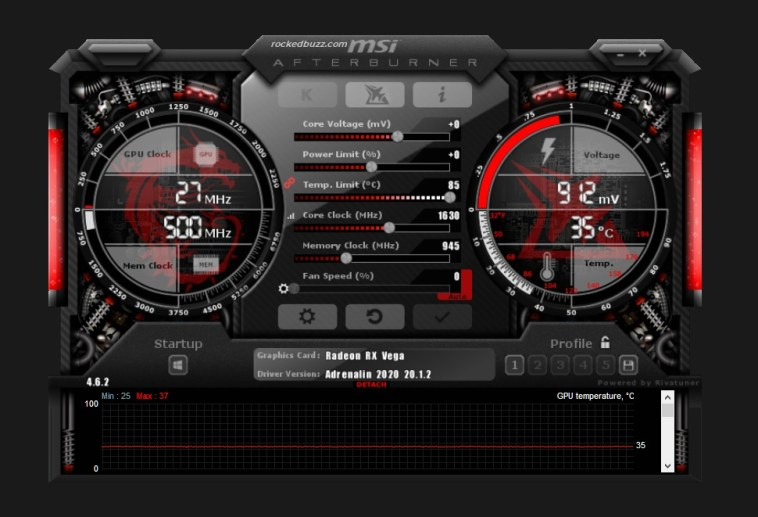 MSI Afterburner Download