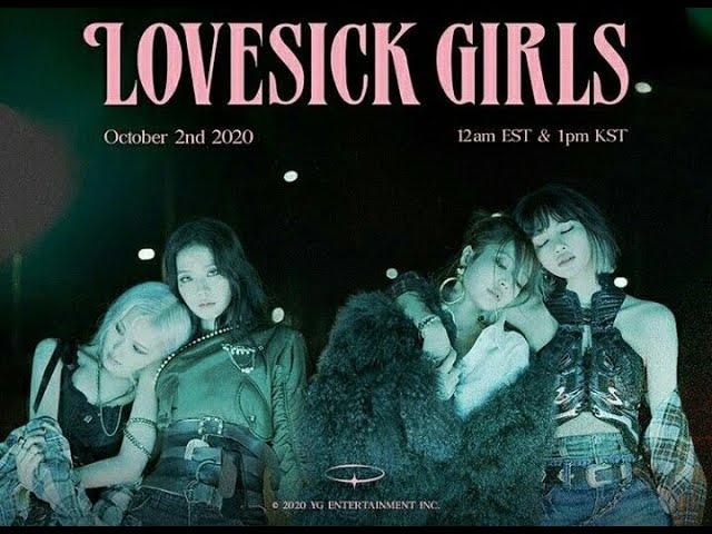 download lagu blackpink lovesick girl