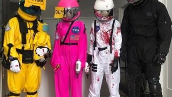 Among us Halloween Costume