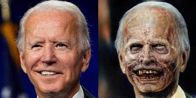 Biden Zombie