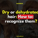Dry or dehydrated hair