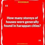 Harappan cities