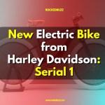 New Electric Bike from Harley Davidson rockedbuzz