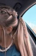 The glued braid