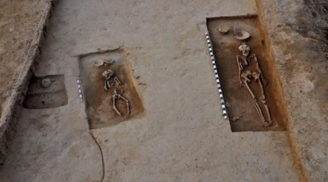 The most remarkable thing about the Harappan