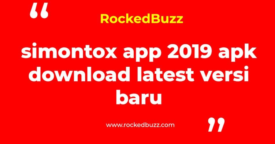 simontox app 2019 apk download latest versi baru