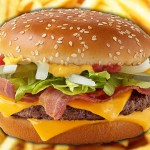 Travis Scott Like Burger