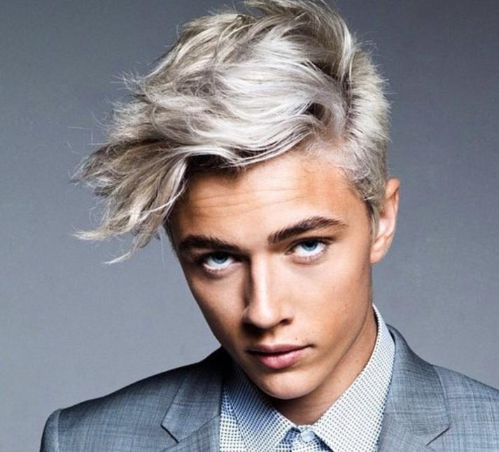 American hair cut models