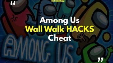 Among Us Wall Walk hack