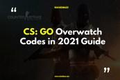 CS: GO Overwatch Codes in 2021