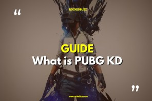 What is PUBG KD