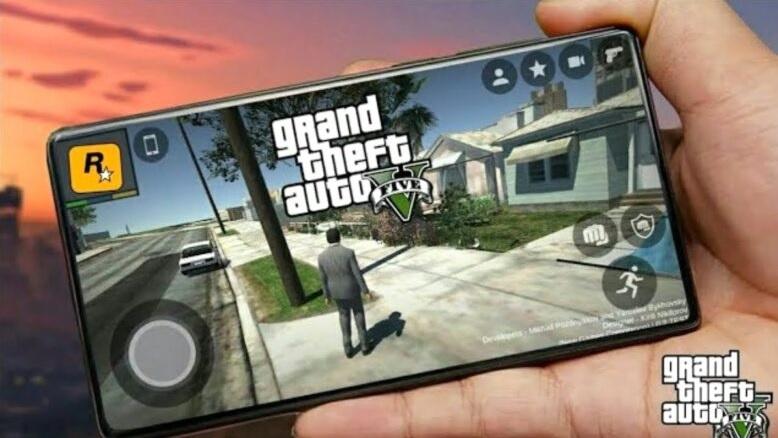 GTA 5 Ruser Games APK