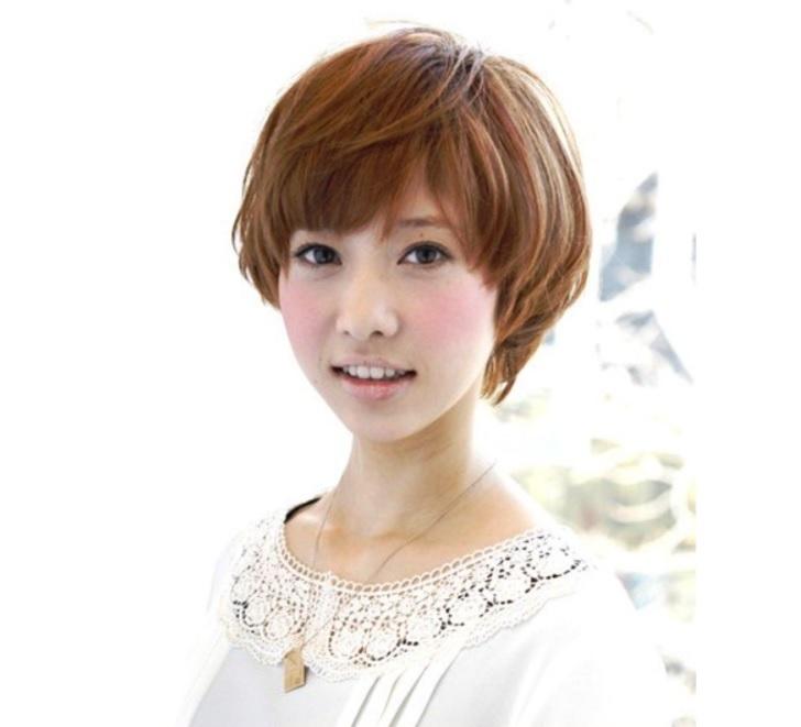 short hair styles for women Japanese