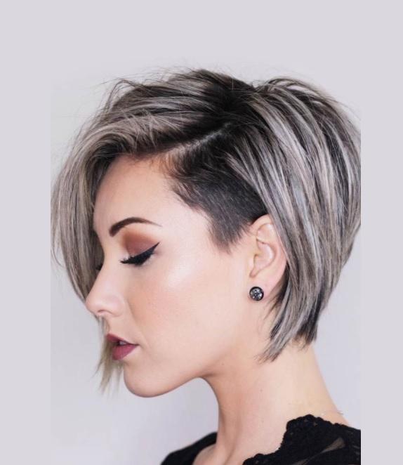 short hair styles for women Short haircut